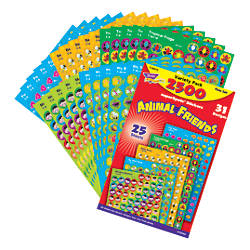 TREND superSpots Sticker Pack Animal Designs