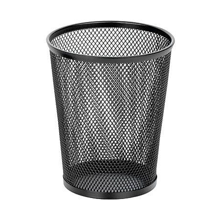 Brenton Studio™ Mesh Jumbo Pencil Cup, Black