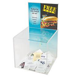 OfficeMax Ballot Box