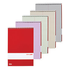 Office Depot Brand Assorted Steno Notebooks