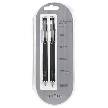 TUL® Mechanical Pencils, 0.5 mm, Pack Of 2