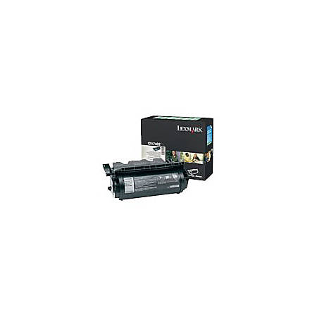 Lexmark™ 12A9685 Black Toner Cartridge