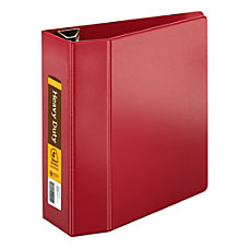 IN PLACE Heavy Duty Reference Binders