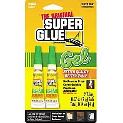 Super Glue Gel Double Pack