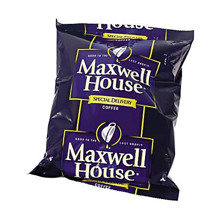 Maxwell House® Original Roast Ground Coffee, 1.5 Oz Packs, 42 Packs