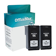 OfficeMax Brand Remanufactured Ink Cartridge Replacement