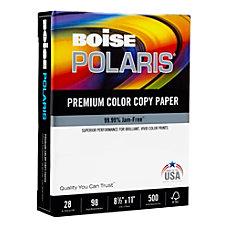 Boise POLARIS Color Copy Paper Letter