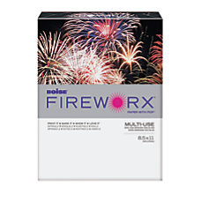 Boise FIREWORX Multi Use Color Paper