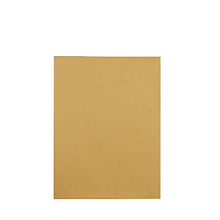 "Quality Park® Redi-Seal® Catalog Envelopes, 10"" x 13"", Brown Kraft, Box Of 100"