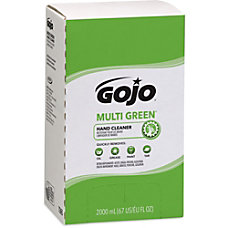 Gojo Multi Green Hand Cleaner Citrus