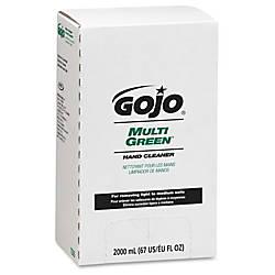 Gojo Multi Green Hand Cleaner Citrus