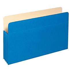 Office Depot Brand File Pocket 3
