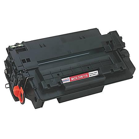 MicroMICR THN-11A (HP Q6511A) Black MICR Toner Cartridge