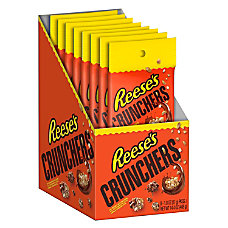 Reeses Crunchers Snacks 18 Oz Pack