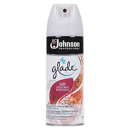 Glade Air Freshener, Super Fresh, 13.8 Oz