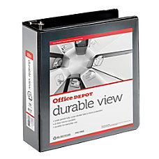 Office Depot Brand View D Ring
