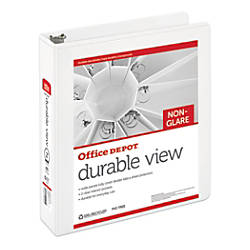 Office Depot Brand Durable Nonglare View