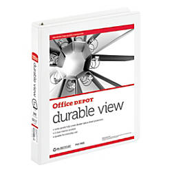 Office Depot Brand Durable View Slant