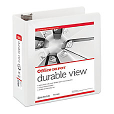 Office Depot Brand Durable View D