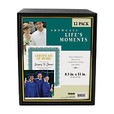 Uniek Corporate Document Frames 8 12
