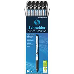 Stride Schneider Slider Viscoglide Rollerball Pens