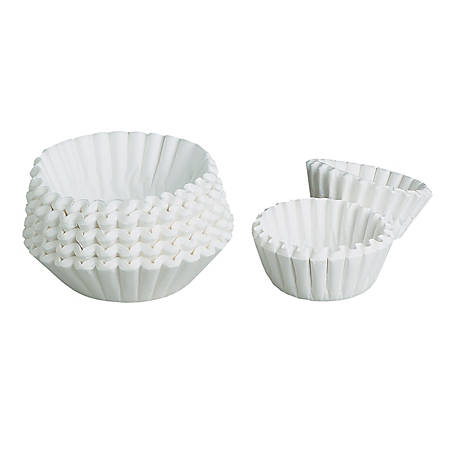 Rockline 12-Cup Wide Coffee Filters, Pack Of 1,000