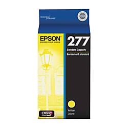 Epson Claria Hi Definition T277420 Yellow