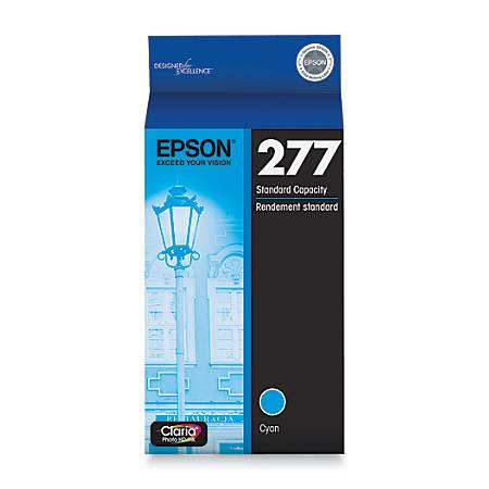 Epson® Claria Hi-Definition T277220 Cyan Ink Cartridge