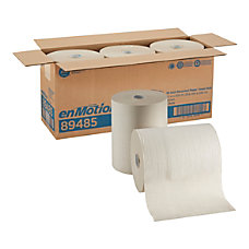 Georgia Pacific enMotion 1 Ply Roll