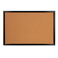 Office Depot Brand Premium Cork Board
