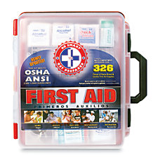 Omar Medical Supplies First Aid Kit