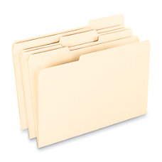 Pendaflex Manila Archival File Folders Legal