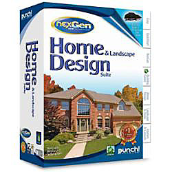 Punch home and landscape design suite with nexgen for Punch home garden design collection