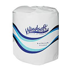 Windsoft Standard Roll Two Ply Bathroom
