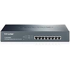 TP LINK TL SG1008PE 8 Port