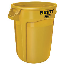 Rubbermaid Commercial Brute Round Container 32