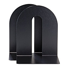 Officemate OIC Magnetic Heavy Duty Bookends