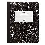 Office Depot Brand Schoolio Marble Composition