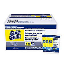 Spic And Span Floor Cleaner Packets