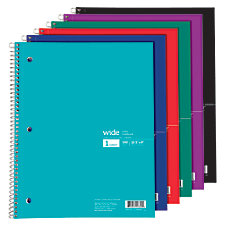 Office Depot Brand Wirebound Notebook 8