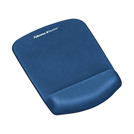 Fellowes Plush Touch Mouse Pad and Wrist Rest