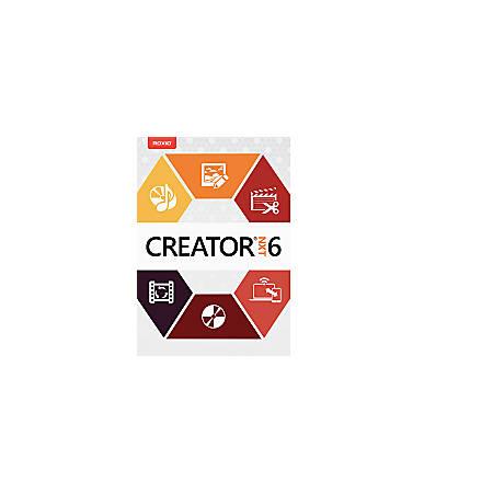 Roxio Creator NXT 6, Download Version