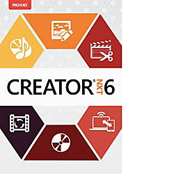 Roxio Creator NXT 6 Download Version
