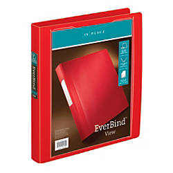 Office Depot Brand EverBind View Binder