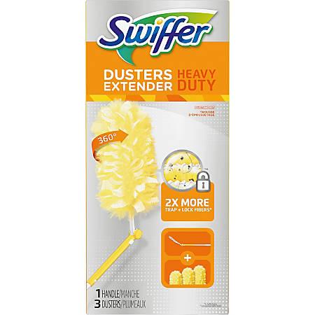Swiffer® 360° Dusters Extender™ Kit, White