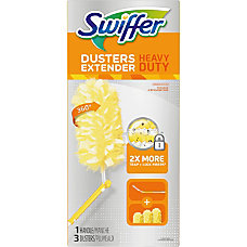 Swiffer 360 Dusters Extender Kit White