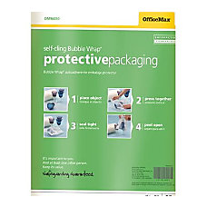 Office Depot Brand Bubble Roll Protective