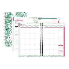 Office Depot Brand Tropical Palm WeeklyMonthly