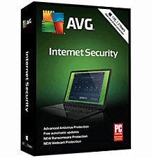 AVG Internet Security 2019 1 PC
