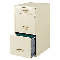 Realspace SOHO 18 D 3 Drawer